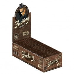 Smoking Brown Double Regular Size Box