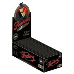 Smoking Deluxe double taille régulière Box