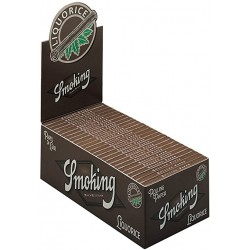 Smoking Réglisse Taille Régulière Box