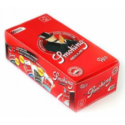 Smoking Rot Normale Größe Box