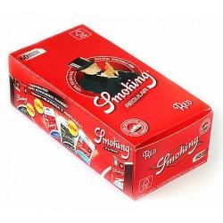 Smoking rouge Taille Régulière Box