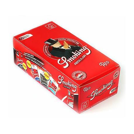 Smoking Red Regular Size Box