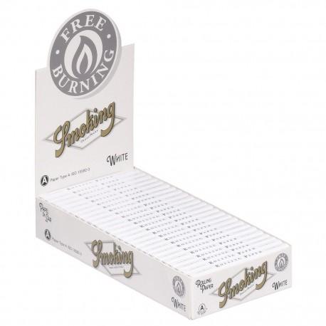 Smoking White Regular Size Box