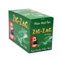 Zig Zag Green Regular Size Box