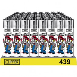 Clipper 'Bad Mario'