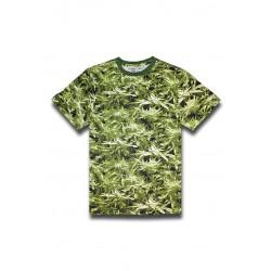 T-Shirt (L) Mimetica Canapa