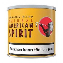 American Spirit Giallo 80g