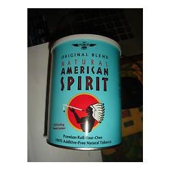 American Spirit Blu 80g