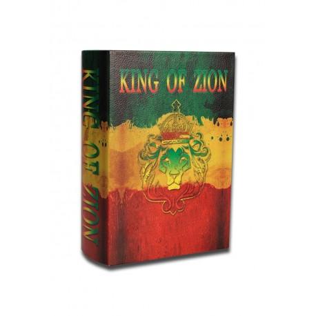Scatola Box 'King of Zion'