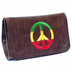 Astuccio Portatabacchi Peace