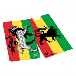 Grinder Card Lion Rasta