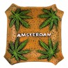 Amsterdam Ashtray Leaf