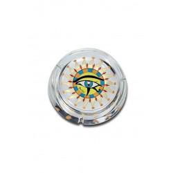 Posacenere in Vetro 'Horus Eye'