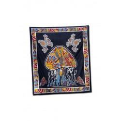Telo GOA 'Mushroom' 2100x2400mm (100% Cotone)