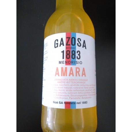 Gazosa Naturale Ticinese Amara (330ml)