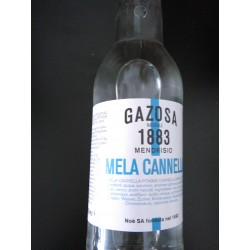 Gazosa Naturale Ticinese Mela & Cannella (330ml)