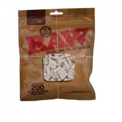 Filters Natural Raw Cotton (Biodegradable)