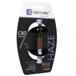 Cartuccia Cannaliz CBD E-luquid Haze ( 7% CBD 0,8ml ) Cartuccia