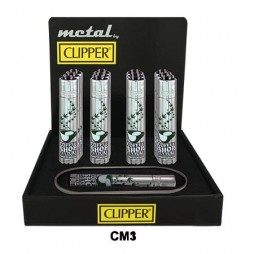 Clipper Metallo 'Coffeeshop'