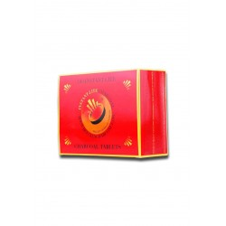 Carbone Shisha Accensione Immediata 33mm (10PZ)