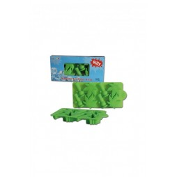 Silly Ice Cube Tray Verde