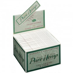 Cartine Pure Hemp Box