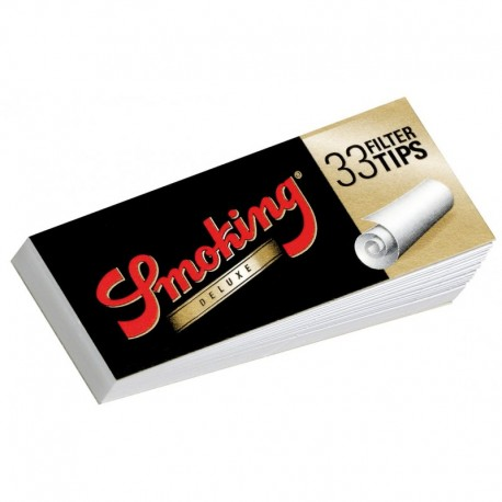 Filtri Smoking Deluxe(33Filtri)
