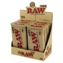 Raw Pre-rolled Filters in Metal Box (100 Filters)