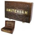 Scatola Box Amsterdam 22x14cm