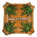 Ashtray Amsterdam Leaf