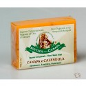 Soaps Hemp and Calendula 100gr