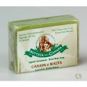Soap Hemp and Mallow 100gr