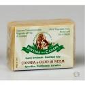 Saponi Canapa e olio di Neem 100gr